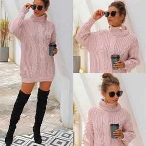 Sweaters - NEW IN!🎀Baby Blush Oversized Sweater🎀